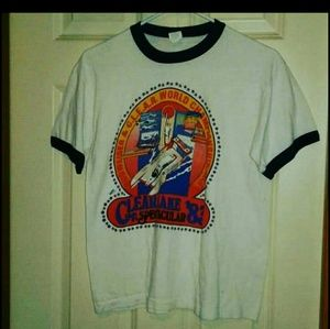 1983 Budweiser racing hydroplane t-shirt large